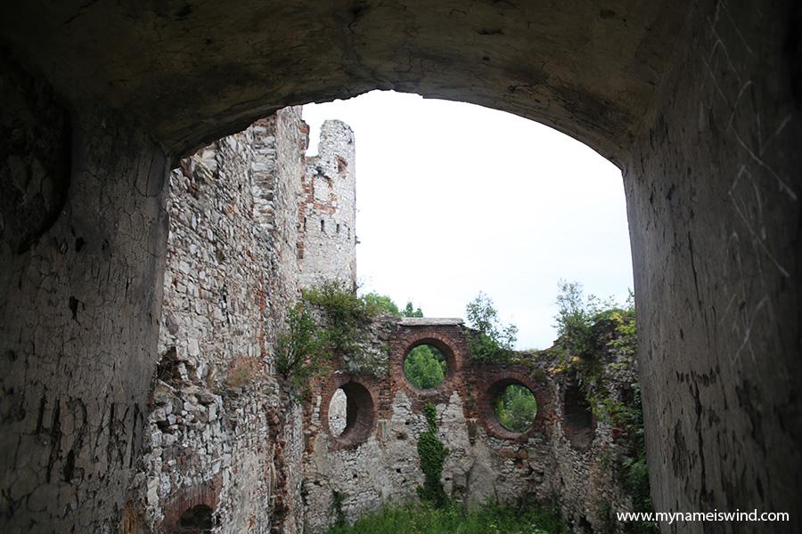 Zamek Teczyn