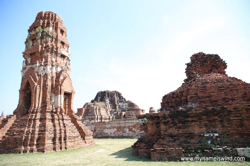 Tajlandia dawniej Ayutthaya