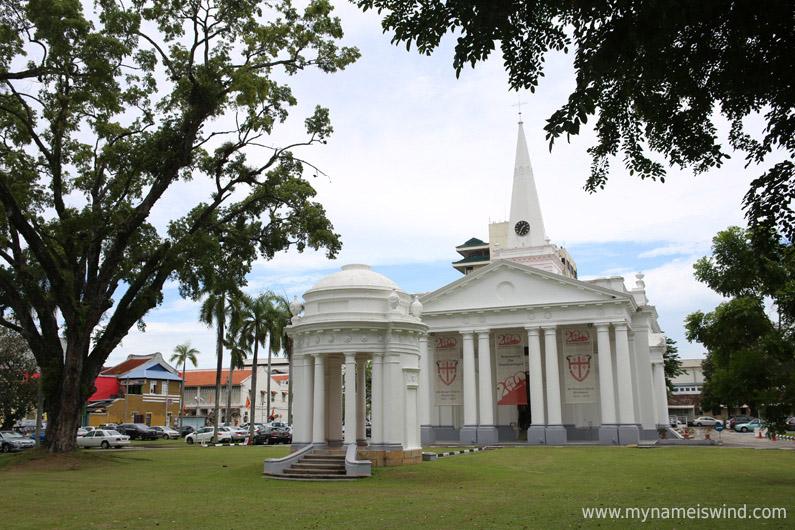 George Town Malezja