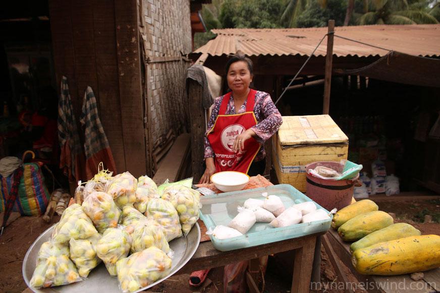 podróż kulinarna laos
