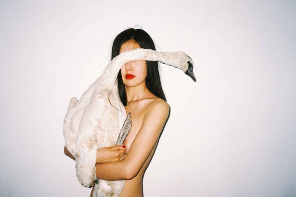 Podróże z Fotografami Mój ulubiony chiński fotograf Ren Hang