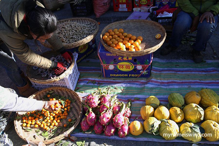jedzenie w chinach yunnan