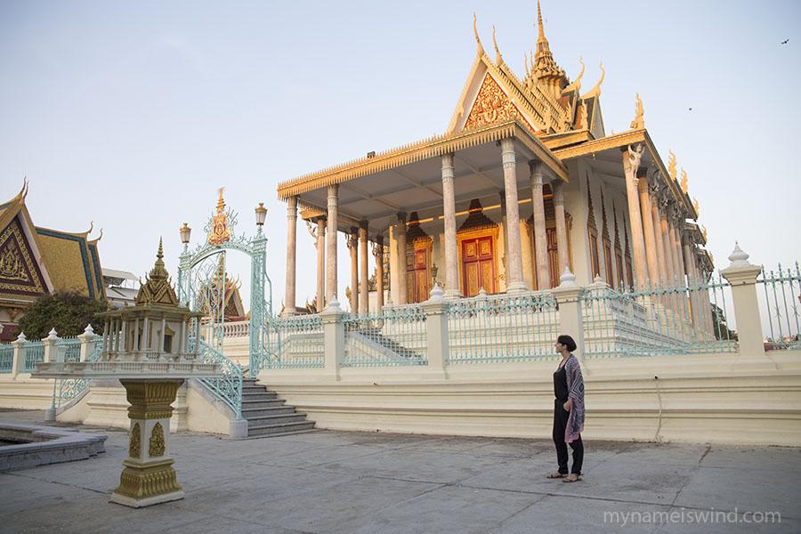 Kambodża co zwiedzać