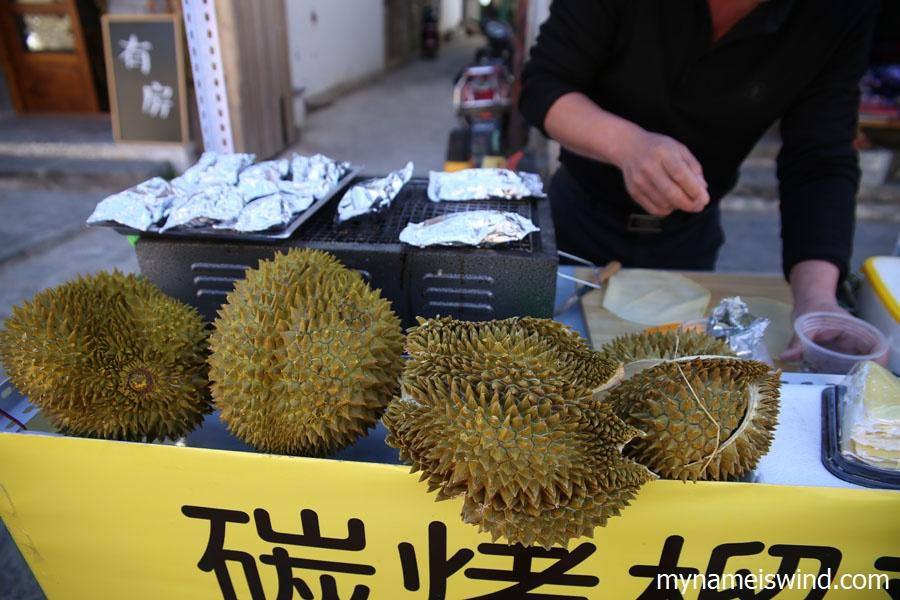podróż kulinarna yunnan chiny